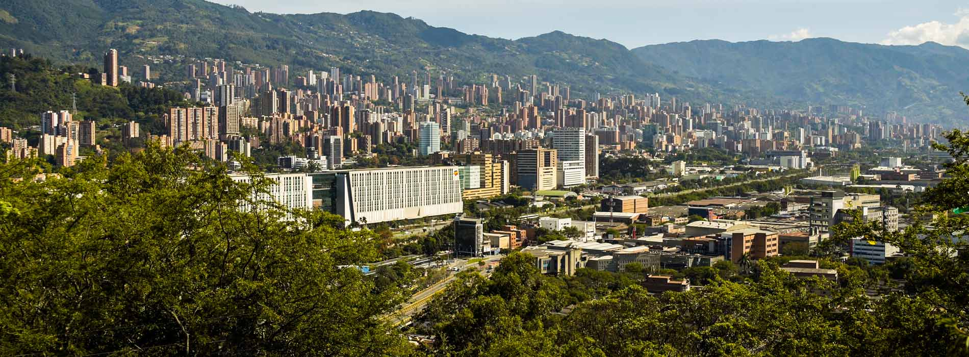 Colombia, a sustainable destination for FDI in IT, Infrastructure & Public Transports