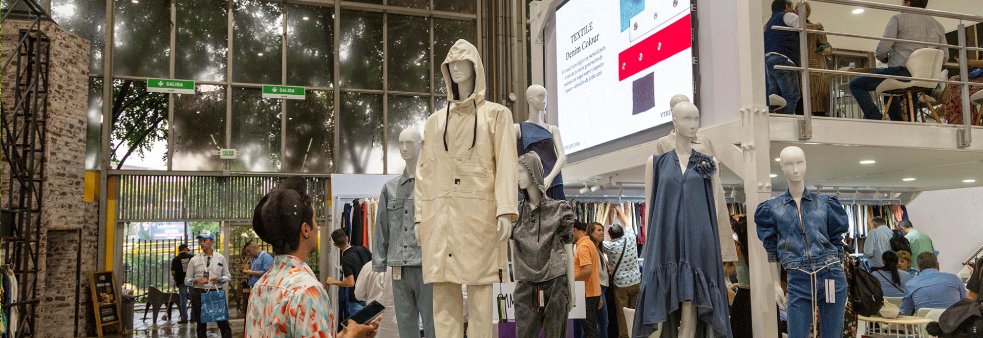 Colombiamoda and Colombiatex: United to reactivate The Fashion industry in Colombia.