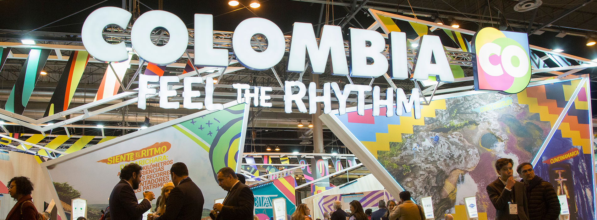 The UK will feel Colombia's rhythm at WTM