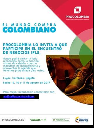 El mundo compra Colombiano