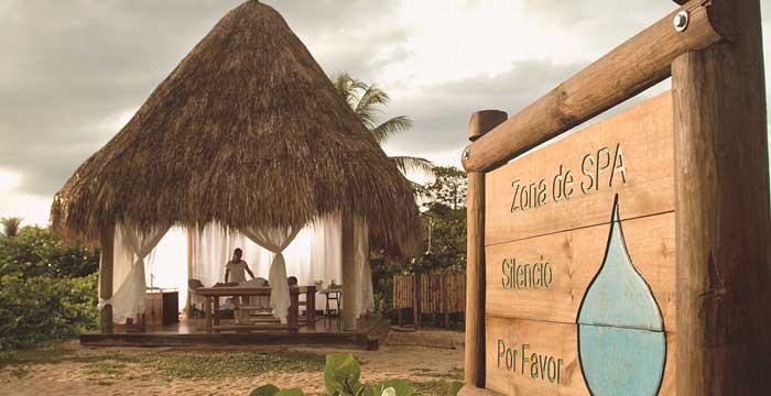 Spa Ecohabs, Parque Nacional Natural Tayrona, Cortesía ProColombia