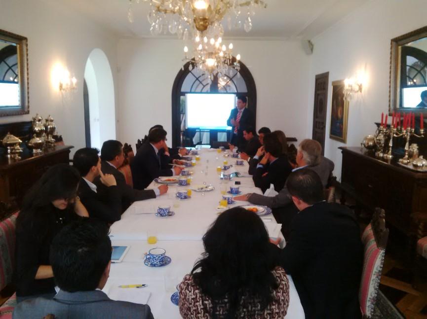 Proexport organizó foro sobre el reglamento técnico RTE 022