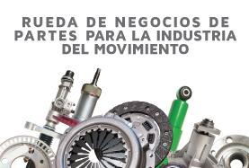 Rueda de Negocios de partes para la industria del movimiento
