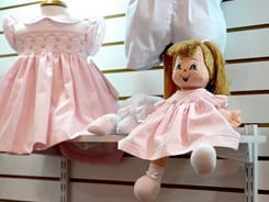 Baptisms and First Communions Are Some of the Children's Clothing Exporting Opti