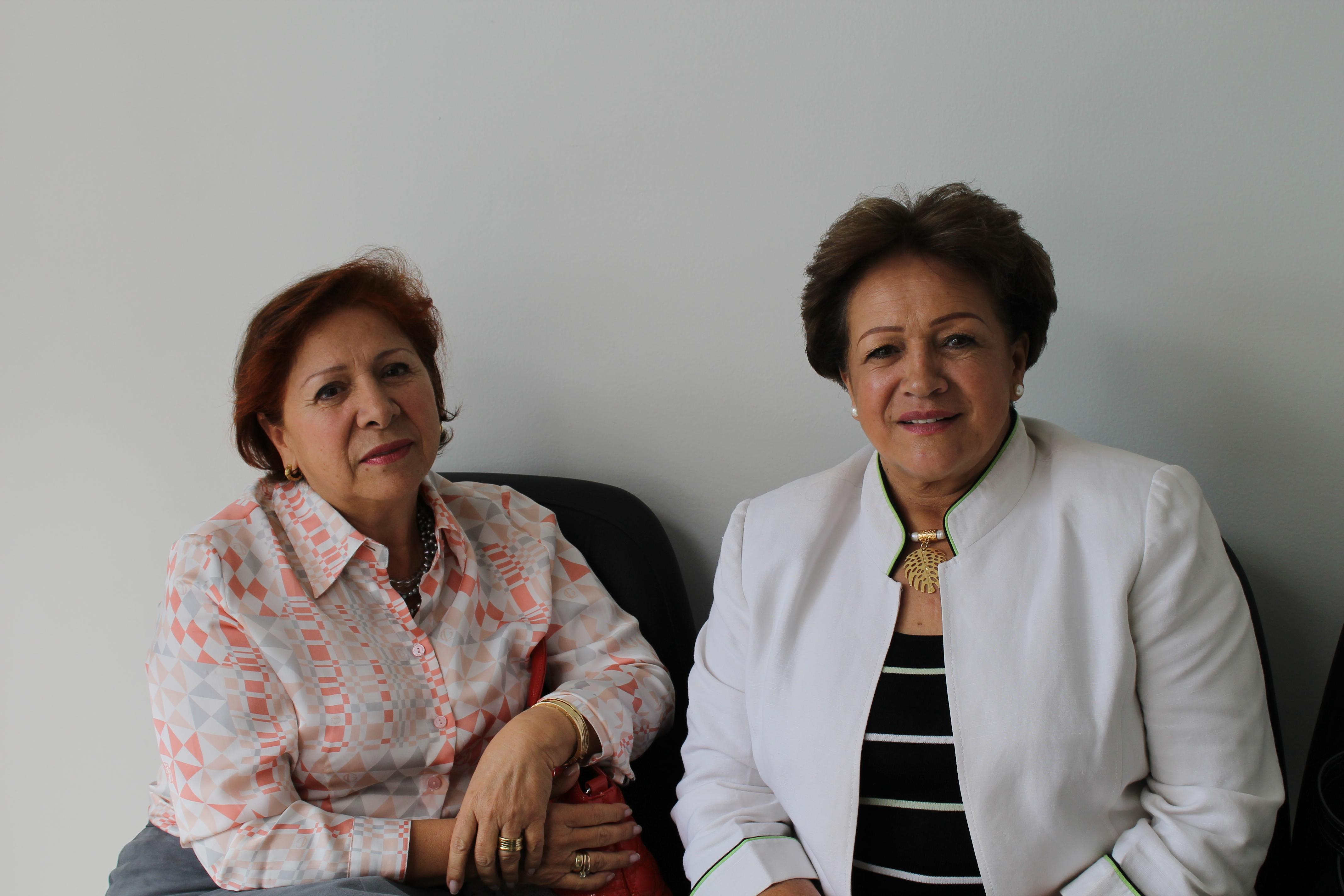 36 años de ardua labor social por parte de la asociación de damas colombianas en