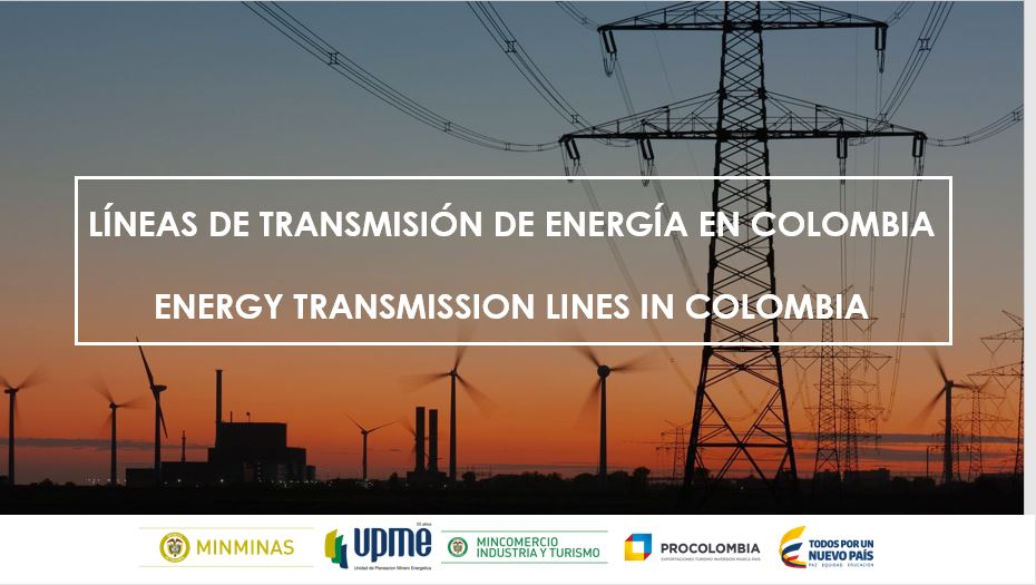 WEBINAR: ENERGY TRANSMISSION LINES IN COLOMBIA