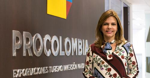 Resultado de imagen para presidenta de ProColombia,Flavia Santoro,