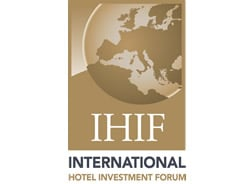 Logo IHIF International Hotels Investment Forum