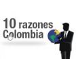 10 razones Colombia
