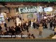 Stand de Colombia en Fitur 2012