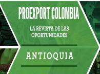 Revista de oportunidades Antioquia -2014