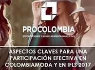 Aspectos claves para su participación ColombiaModa