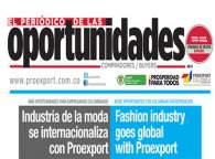 Periódico de las Oportunidades – Compradores Colombiamoda