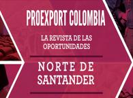Revista de oportunidades Proexport Norte de Santander
