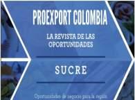 Revista de oportunidades Proexport Sucre