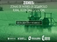 Zonas de interés de desarrollo rural, económico y social