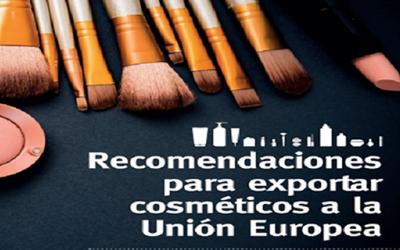 Lo que debe saber sobre exportaciones de cosméticos a Europa