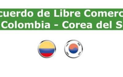Acuerdo de Libre Comercio Colombia - Corea del Sur