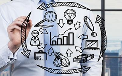 Una oferta atractiva, una estrategia de mercadeo y una logística eficaz, aspecto