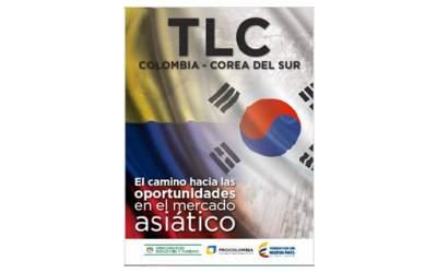TLC: Procolombia publica cartilla de oportunidades en Corea del Sur