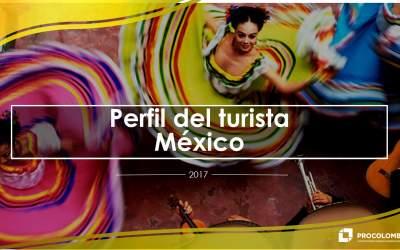 Perfil del turista de México