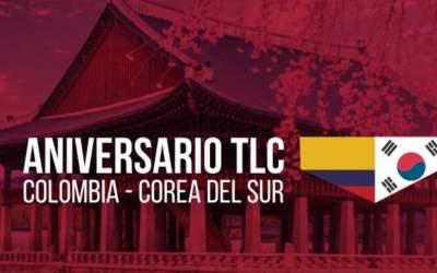TLC Colombia - Corea del sur