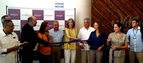 AccorHotels abre su primer hotel Mercure en Colombia