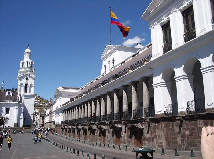 Commercial Office in Ecuador