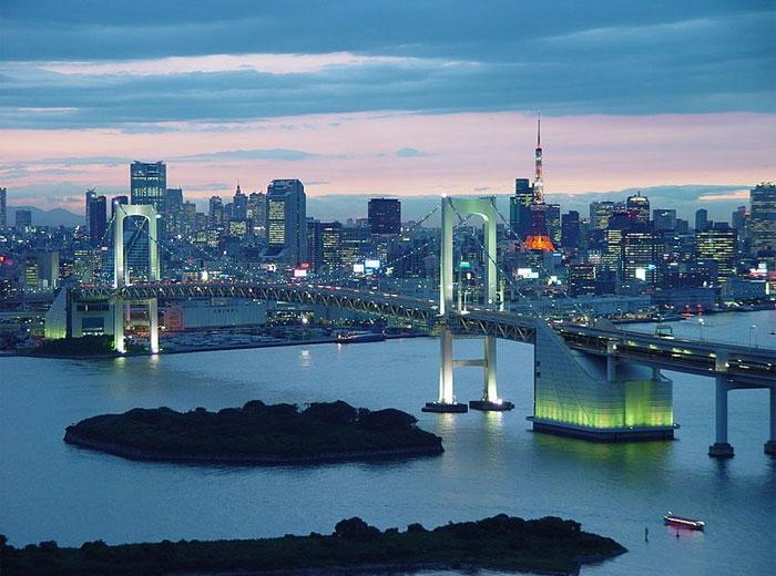 Commercial Representation in Japan