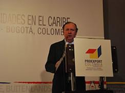 Ricardo Vallejo Vicepresidente de Exportaciones Proexport