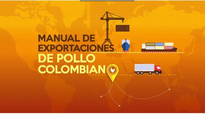 MANUAL DE EXPORTACIONES DE POLLO COLOMBIANO