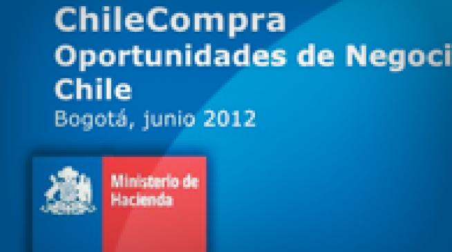 Oportunidades comerciales y compras públicas en Chile