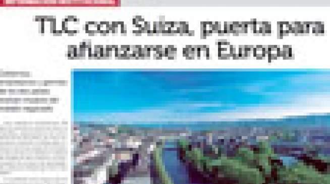TLC con Suiza, puerta para afianzarse en Europa - El Tiempo - 23 de mayo de 2011