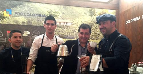 Josep Roca presentó 'un tributo' a gastronomía colombiana en Madrid Fusión