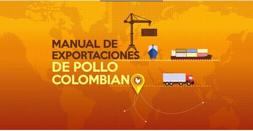 MANUAL DE EXPORTACIONES DE POLLO COLOMBIANO