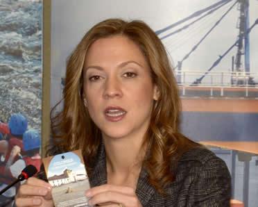 Maria claudia Lacouture -Visitantes de Fitur 2014 estarán a un clic de distancia