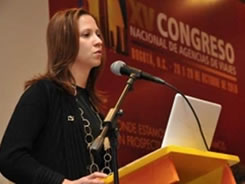 Presidenta de Proexport, María Claudia Lacouture
