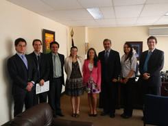 Costa Rica abrió sus puertas a ingenieros y constructores colombianos