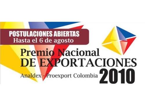Premio Nacional de Exportaciones 2010