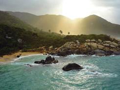 Playa de Tayrona