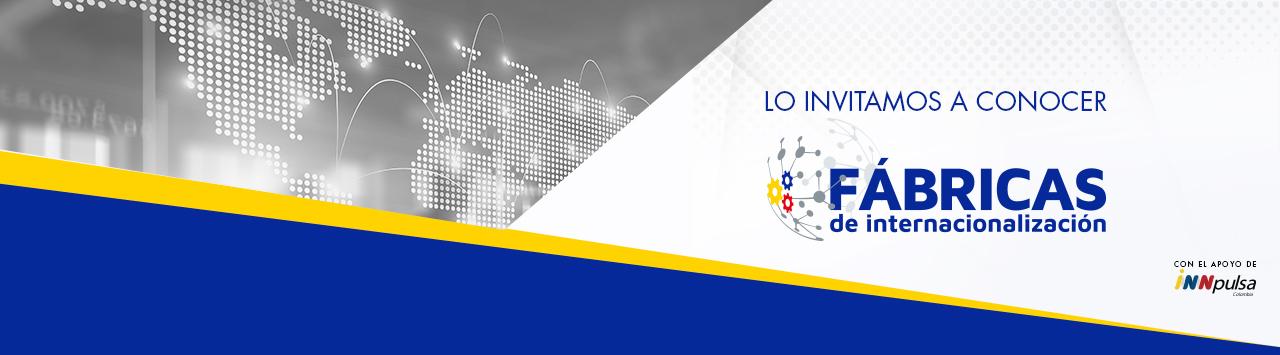 Fabricas de Internacionalización - ProColombia
