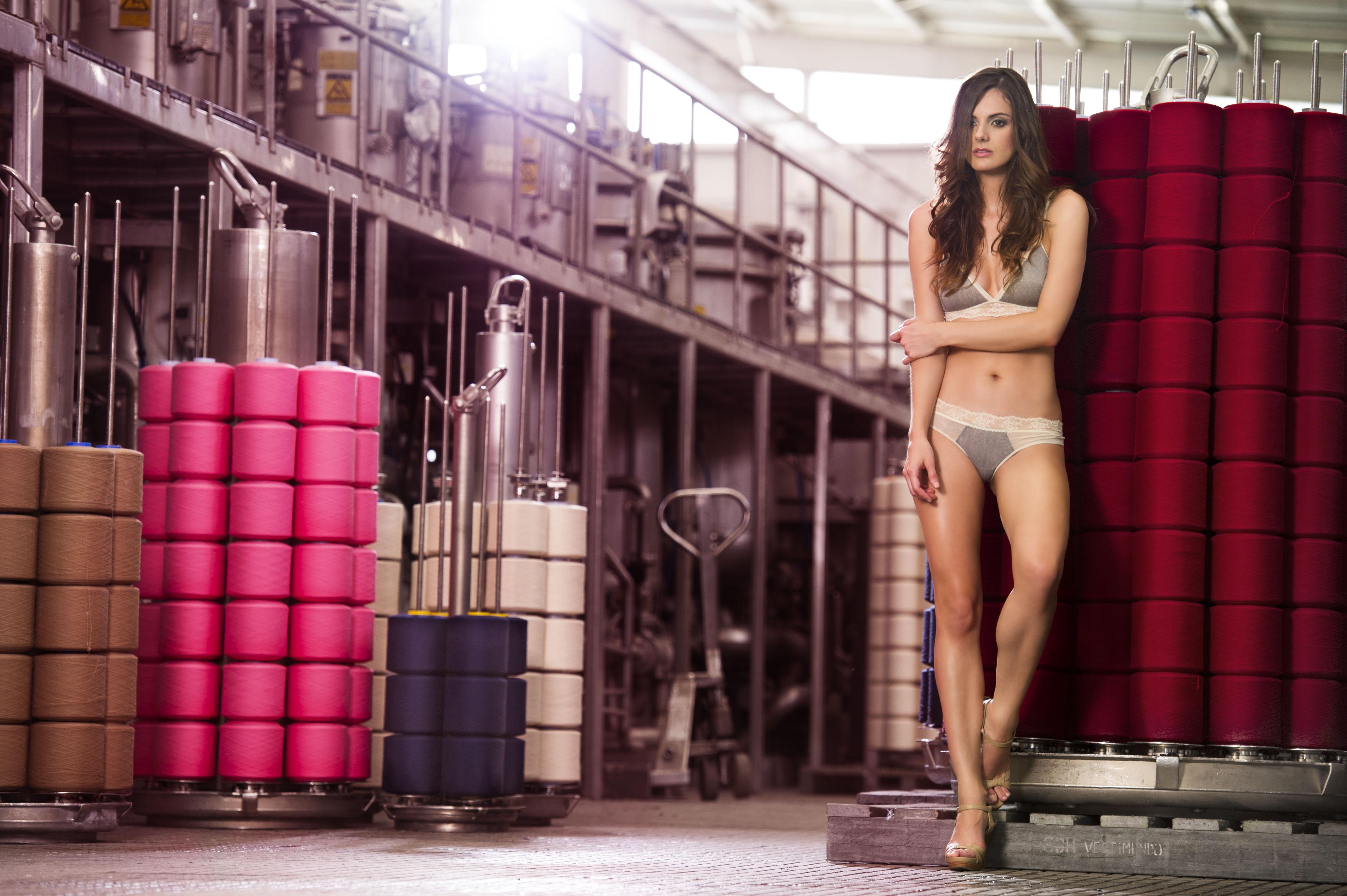Lenceria Ropa De Baño: de trajes de baño y ropa interior presentan oferta a empresarios de