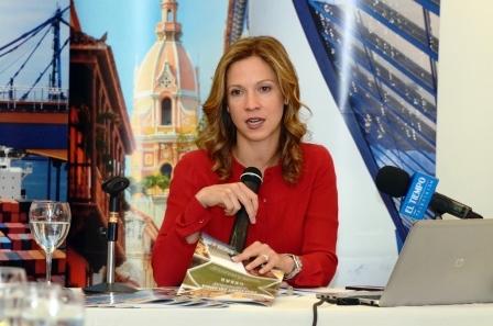 Maria Claudia Lacoutere - Telepresencia