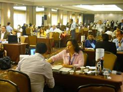 Empresarios Colombianos en III Rueda de Negocios de Materiales de Construcción e