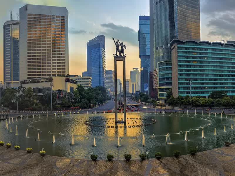 Oficina PROCOLOMBIA en Indonesia